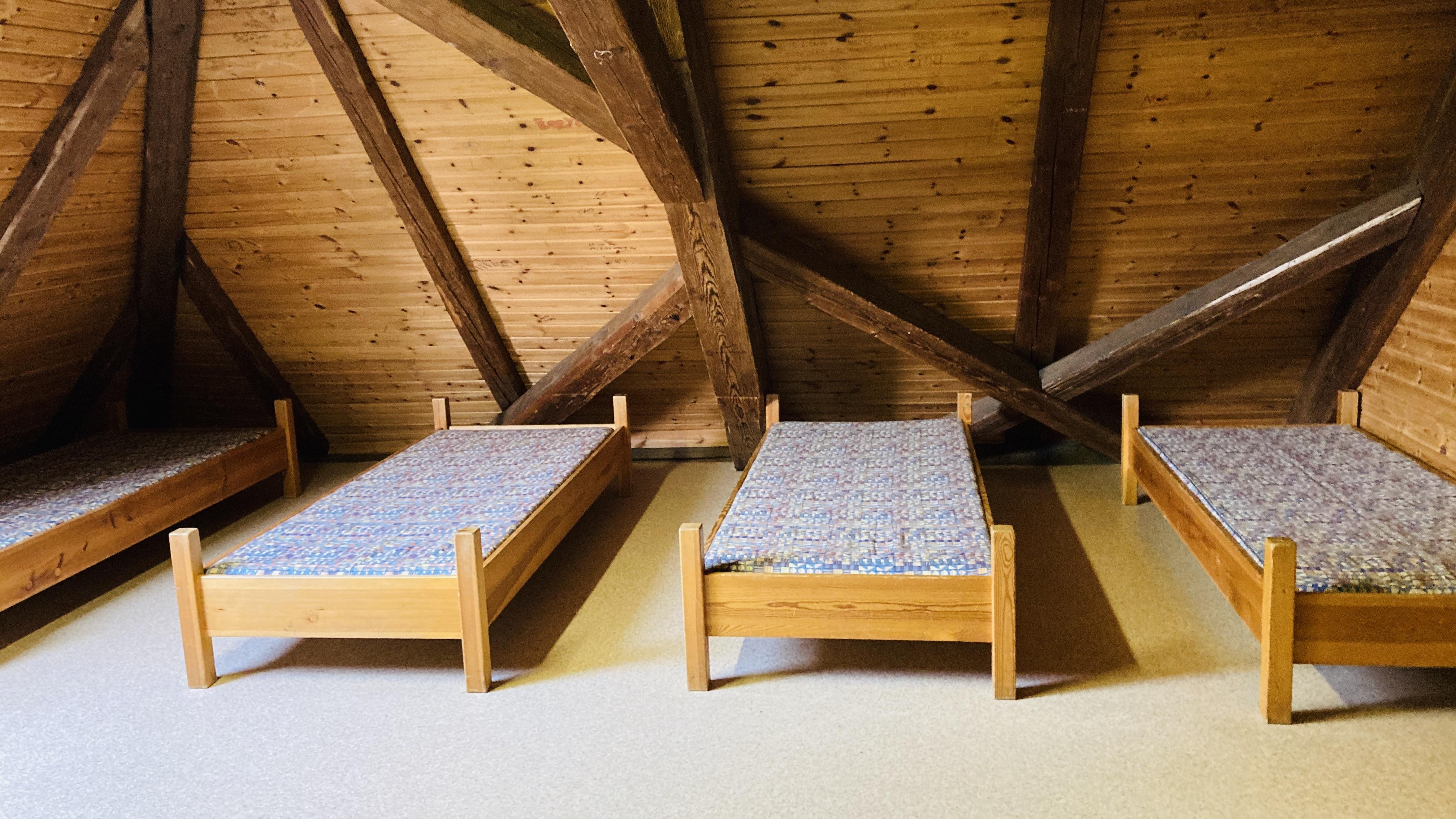 Schlafraum1 rechts im Haupthaus