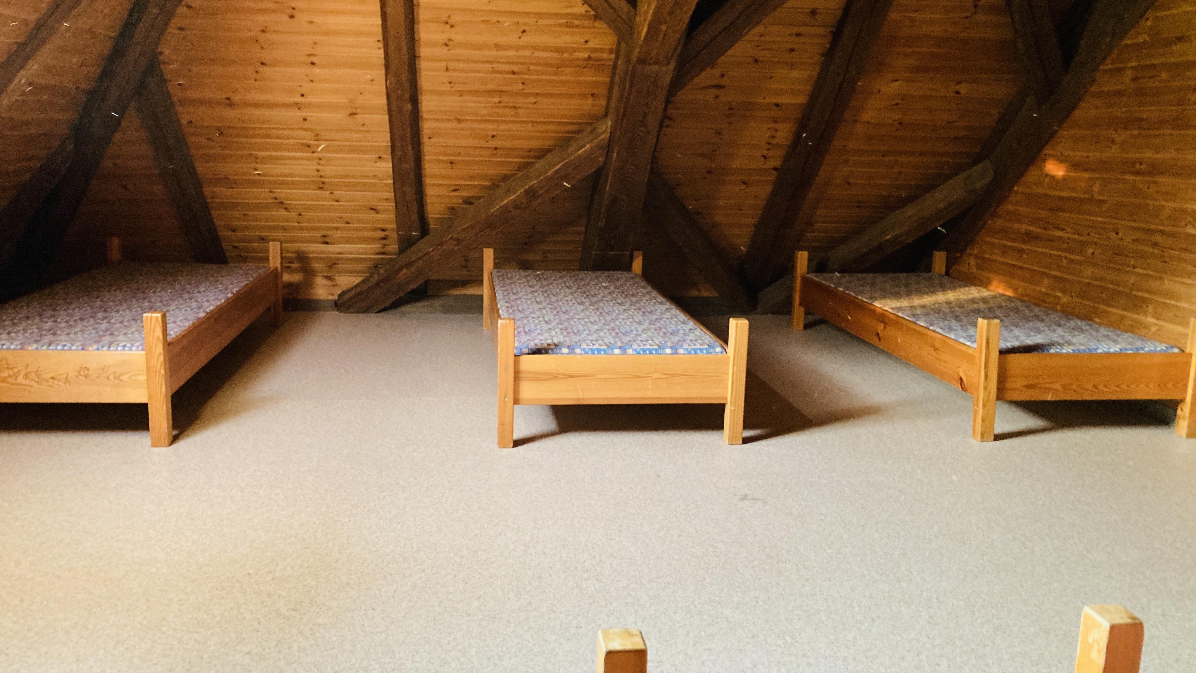 Schlafraum2 rechts im Haupthaus